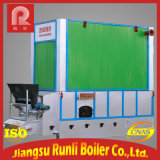 Low Pressure Natural Circulation Horizontal Furnace with Coal Fired