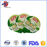 Aluminum Foil Lids for PP and PS Cup Sealing