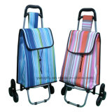 Popular Foldable Trolley Shopping Cart for Climbing Stair