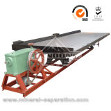 Shaking Table for Ferrous Metals Separation
