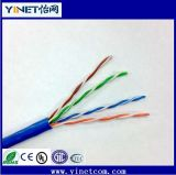 1000 FT. Cat5e UTP Solid Copper PVC Cmr-Rated Network Cable