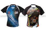 Men Sublimation Polyester Rugby Shirts (ELTRJJ-62)