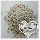 Bentonite Cat Sand for Toilet-Clean Dustless