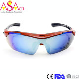 Fashion Exchangeable Temple Sports Tr90 Sunglasses with Inside Optical Frames Xiamen