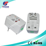 Univers World Travel Adapter AC DC Plug