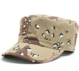 Fashion Army Style Cotton Cap Military Hats