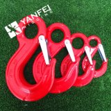 Ce Alloy Steel Safety Double Latch Forged Snap Hook