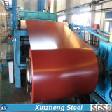Prepainted Galvanized PPGI Steel Coil for Roofing Material Ral Color