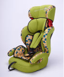 Folded Child Baby Safety Car Seat with HDPE Backrest