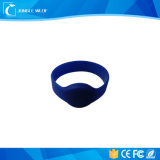 Dia 65mm 13.56MHz Classic RFID Silicone Wristband