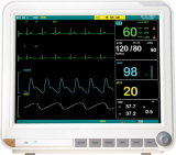 The Based Patient Monitoring System Using Processor