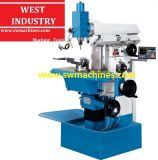 Heavy-Duty Universal Tool Milling Machine with CE