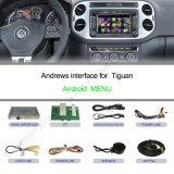 Upgrade Car Android GPS HD Multimedia Interface Navigation Box for 2016 VW Tiguan (MQB)