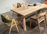 Solid Wooden Dining Table Living Room Furniture (M-X2893)