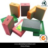 Marble Grinding Electroplated Hand Pads