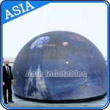 Digital Printing Inflatable Crystal Ball, Inflatable Planetarium Dome Tent