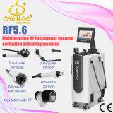Ultrasound Cavitation Fat Explosion & Multipolar Radio Frequency Beauty Equipment (RF5.6)