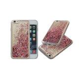 Liquid Glitter Star Quicksand Mobile Phone Case for iPhone