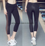 High Quality 3/4women Perspective Fitness Pants Yoga Short