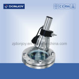 Ss304 Flanged Sight Glass with Stainless Steel Shell PTFE Gasket