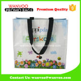 OEM Promotional Eco PP Laminated Non Woven Shopping Tote Bag