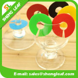 Durable and Colorful Silicone Wine Glass Maker (SLF-WG005)