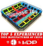 Funny Jump Combined Trampoline (HD15B-125A)