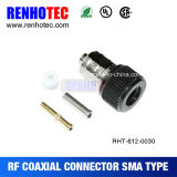 SMA Male Connector for Wireless Antennas