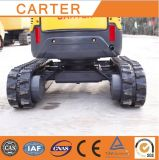 CT16-9bp Canopy&Retractable Chassis Crawler Hydraulic Mini Digger