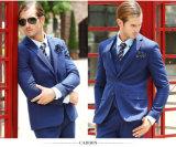 2016 Factory Direct Sales Blue Coat Pant Men Suit