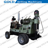 Large Torque Drill Rig Large Borehole Drilling Machine