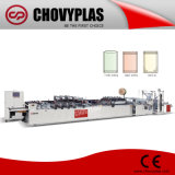 Fully Automatic Stand up Zipper Bag Making Machine