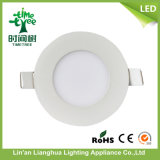 Round Shape 4W Ultra Slim Non- Dimmable LED Panel Lighting