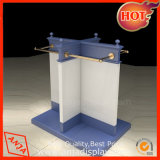 Clothes MDF Sltawall Display Stand for Shop