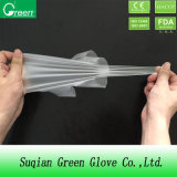 Disposable Clear Examination TPE Gloves