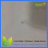 TPU Laminated Waterproof Green Cotton Terry Cloth Fabric Australic