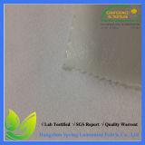 TPU Laminated Waterproof Green Cotton Terry Cloth Fabric Australic