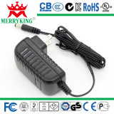 18W 12V1.5A UL Universal AC DC Adapter for Switching Power Supply Black
