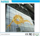 P7.5mm Chinese High Brightness Indoor Glass Window LED Screen Display