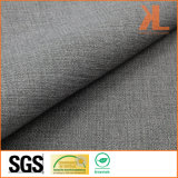 Polyester Inherently Fire/Flame Retardant Fireproof Linen Look Black-out Fabric