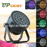 36X12W RGBWA UV 6in1 Zoom Wash LED Stage PAR Light