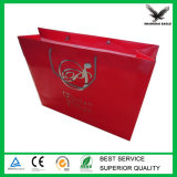 Shopping Paper Bag for Cosmetic Packaging