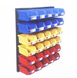 Storage Bin with Louvered Panel Set (GLP-2124)