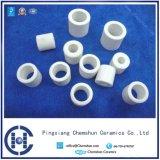 90% 99% Alumina Ceramic Chemical Resistant Raschig Rings