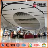 PE PVDF Coating Aluminum Composite Panel Construction Decoration Material