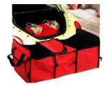Foldable Cooler Storage Bag for Car Trunk Organizer