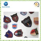 Hot Sale Mitre Folding Woven Badge Label / Garment Accessories (JP-CL033)
