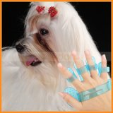 Pet Dog Cat Finger Massager Bath Washing Brush