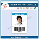 School Use Plastic ID Card with 125kHz Chip