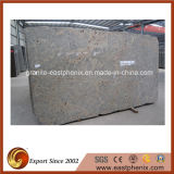 Brazil Juparana Imperial Granite Slab for Paving/Patio/Garden